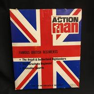 ACTION MAN - FAMOUS BRITISH UNIFORMS - GRENADIER GUARDSMAN - CARDED -  1st Issue